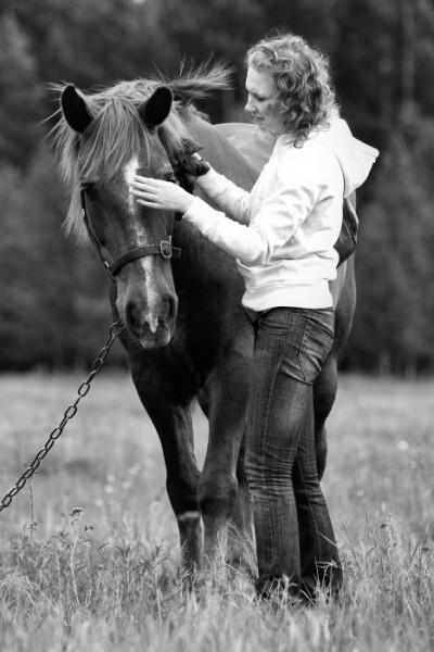 """""""Поговори со мной, лошадка..."""""""