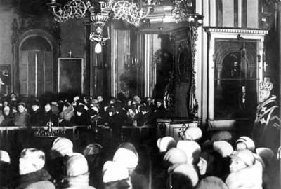Церковь в советском Ленинграде