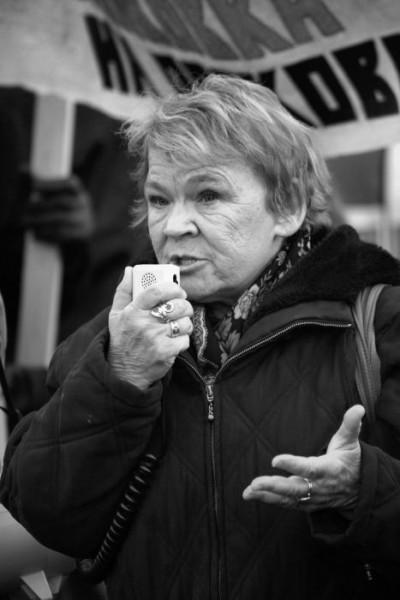 Мариэтта Чудакова, писатель, историк, общественный деятель