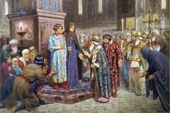 Русь Московская в поисках государственной идеи