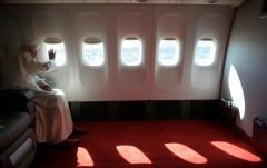 Святейший Патриарх Кирилл – Папе Бенедикту XVI: Вы смело возвышали свой голос в защиту евангельских идеалов