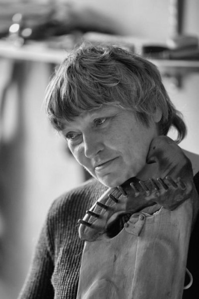 Татьяна Купреянова, художник, гусляр из Суздаля