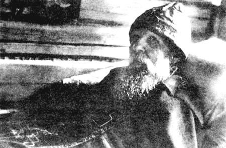 Святой старец Серафим Вырицкий