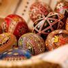 В Киеве открылась выставка пасхальных яиц-писанок