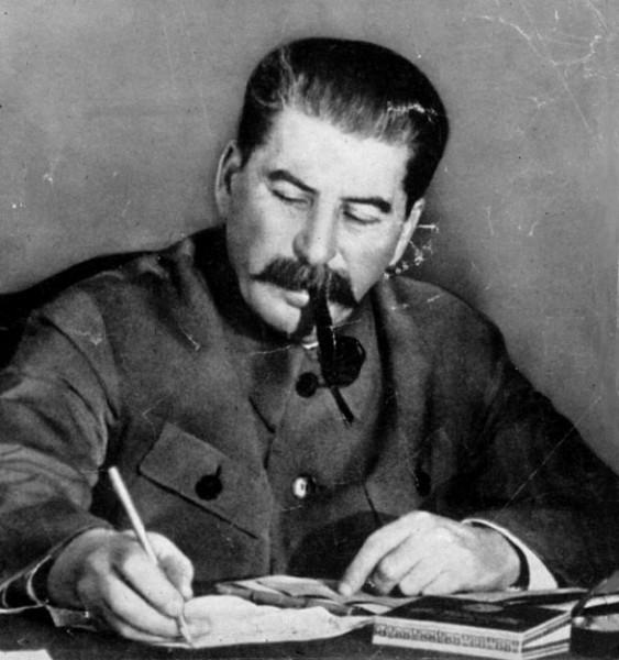 И.Сталин