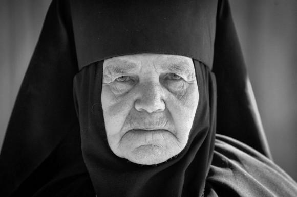 Игуменья Екатерина. Закарпатье