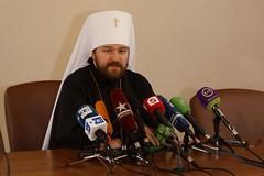 Митрополит Иларион: главная сфера взаимодействия православных и католиков — социальная проблематика