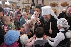 Митрополит Красноярский Пантелеимон: Как облегчить боль