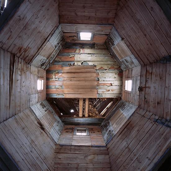 Предтеча, Вологодская область, храм Иоанна Крестителя (1776)