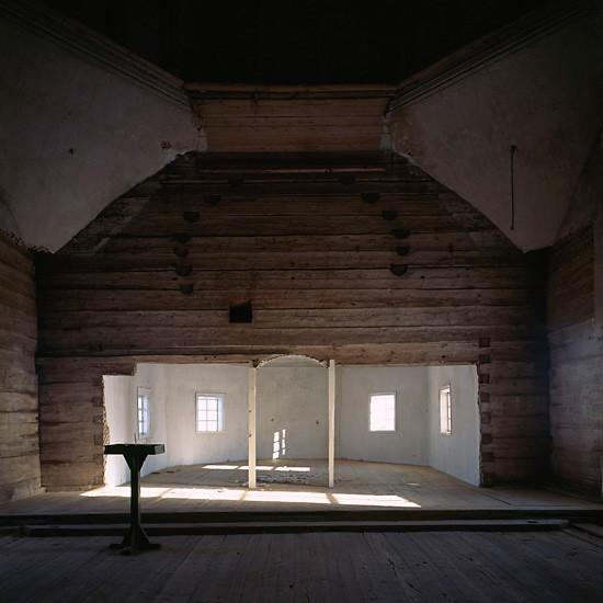 Ратонаволок, Архангельская область, храм св. апостолов Петра и Павла (1722)