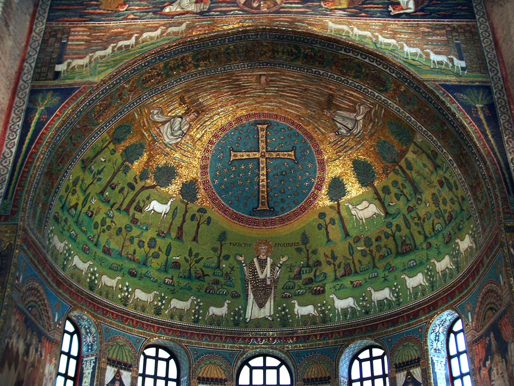 Рай — тема христианской мысли