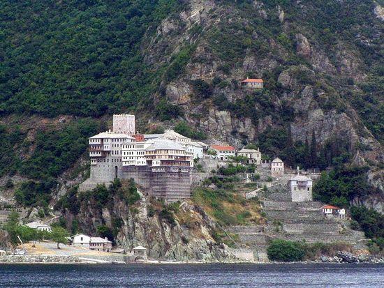 В МГУ прочитают курс лекций по истории афонского монашества