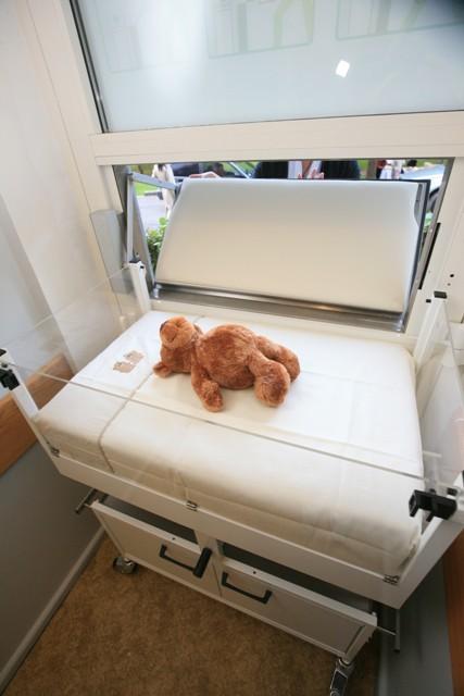 Мама новорожденной, оставленной в беби-боксе Новороссийска, решила вернуть ребенка