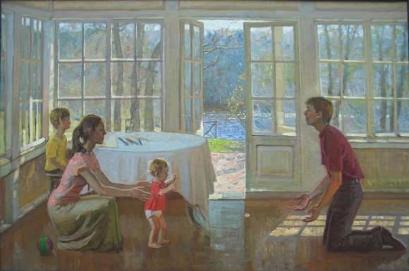 Петрова Э. Весеннее солнышко 2008