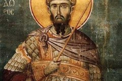 Церковь празднует память св. мученика Феодора Тирона