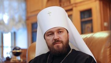 Митрополит Иларион: англикане и православные могут объединиться в защите традиций