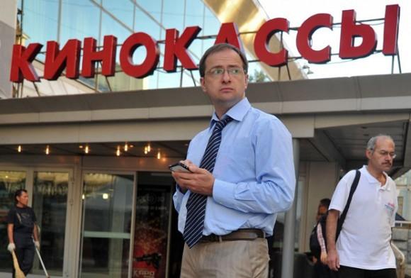 Владимир Мединский. Фото: Вячеслав Прокофьев / Коммерсантъ