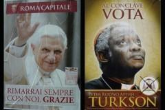 Как выбирают Римского Понтифика