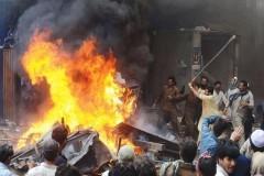В Пакистане идет волна погромов христиан