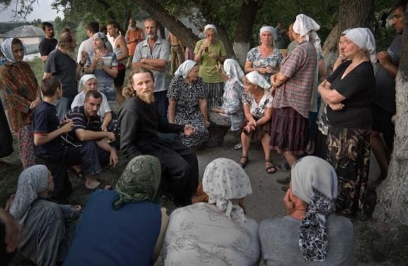 Вопросы батюшке. Автор: Смирнов Сергей