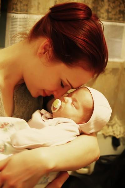 Материнство. Автор: Летняя Юлия