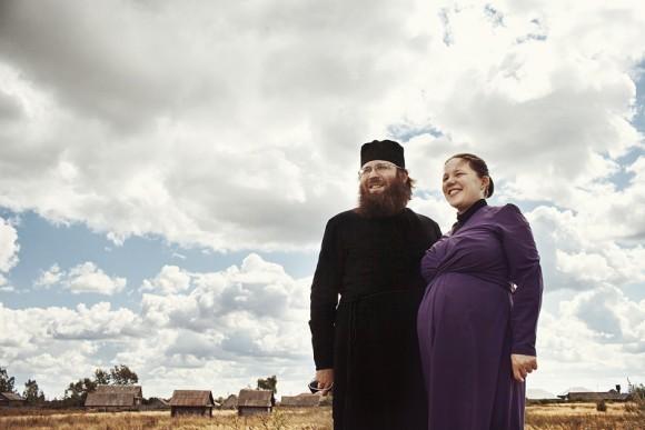 Начало (на пути из Санаксарского монастыря в Дивеево). Автор: Ефремова Екатерина