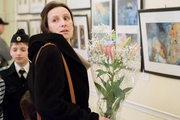 Цветы для художников