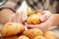 Картофельные чётки