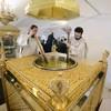 Патриарший молебен на начало чина мироварения в Донском монастыре (ФОТО)