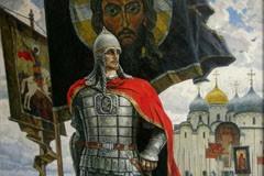 Битва святого князя
