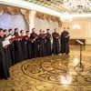Хор Челябинской епархии записал концерт в резиденции губернатора
