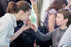Пасхальный благотворительный базар: Мы пытаемся сделать все, что можем (+Фото)