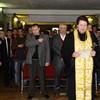 Шахтеры Донбасса начали совершать молебны перед выходом на смену