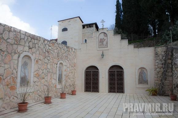Пещерная церковь Рождества Иоанна Предтечи