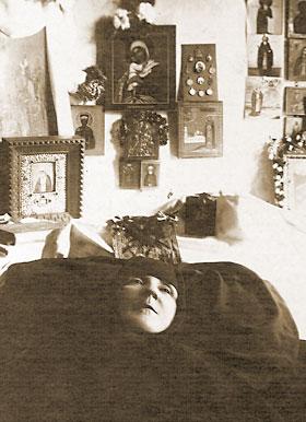 Святая новомученица Мария Гатчинская. Фото: tzarskiy-khram.narod.ru
