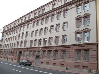 Дом предварительного заключения на Шпалерной улице, 25. Фото: pravoslavnyi.ru