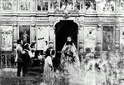 Иерей Митрофан Сребрянский, Покровский храм, г. Орел. Фото: pstbi.ru