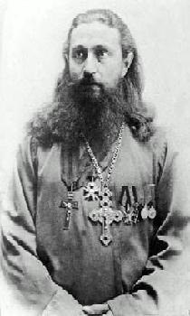 Протоиерей Митрофан Сребрянский, 1906 год. Фото: pstbi.ru