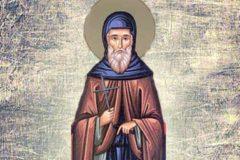 Церковь чтит память преподобного Тита Чудотворца
