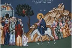 Вход Господень в Иерусалим: толкования, проповеди, иконы (+видео, аудио, фото)