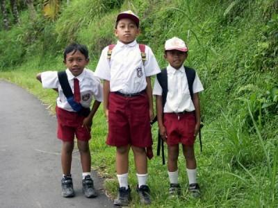 Форма в Бали