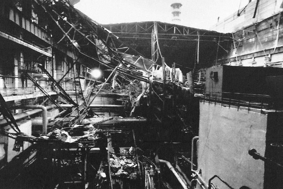 30 лет со дня трагического взрыва на Чернобыльской АЭС