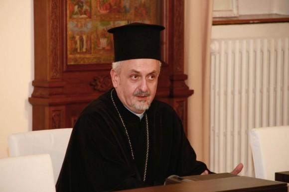 Митрополит Галльский Эммануил. Фото: ru.seminaria.fr