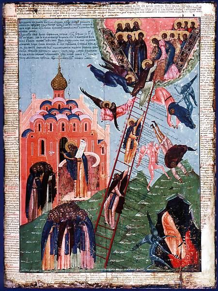 В богослужении четвертой Недели Великого поста Церковь предлагает высокий пример постнической жизни в лице подвижника...