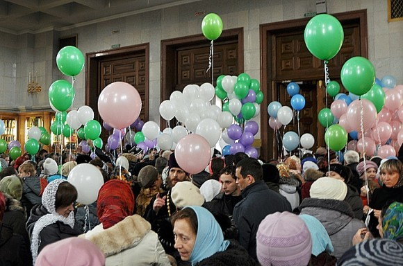 Благовещение в Хабаровской епархии. Фото Марии Шабаловой (1)