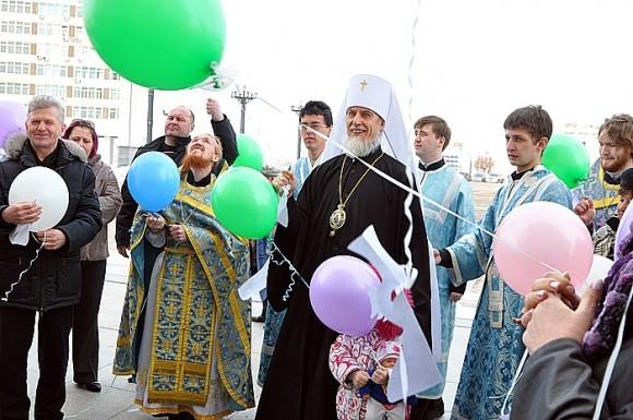 Благовещение в Хабаровской епархии. Фото Марии Шабаловой (2)