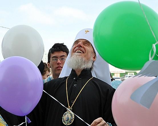 Благовещение в Хабаровской епархии. Фото Марии Шабаловой (3)