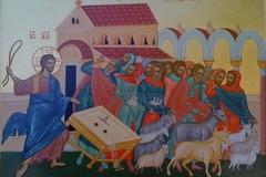 Тайны Страстной седмицы. Очищение храма и друзья Христа