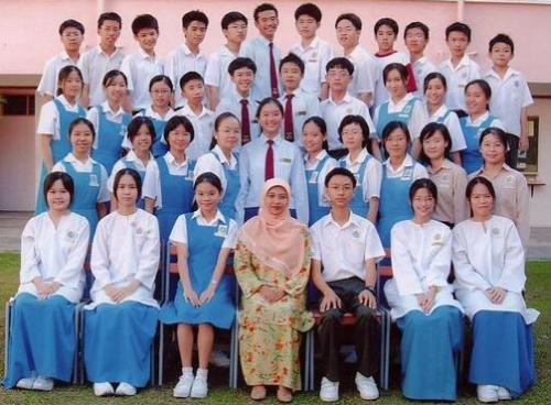 Форма в Малайзии