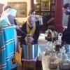 Управляющий делами Московской Патриархии освятил ингредиенты для мироварения